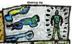 2: Waking up